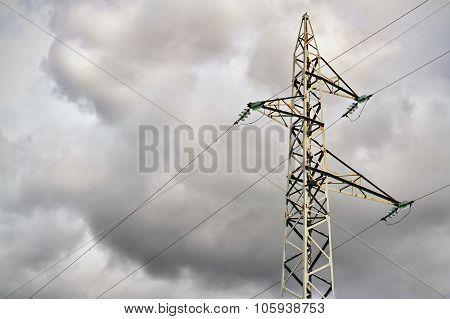 Steel Transmission Line