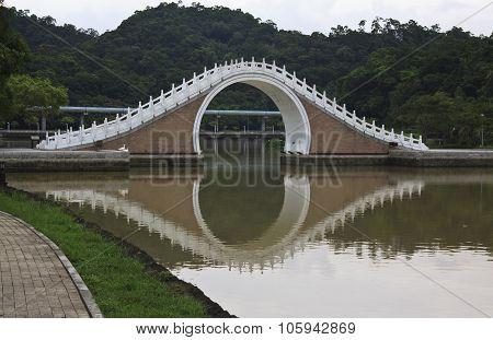 Moon Bridge - Taipei