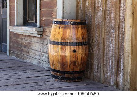 Old Oak Barrel