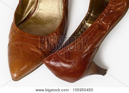 Women's Old Ragged Shoes