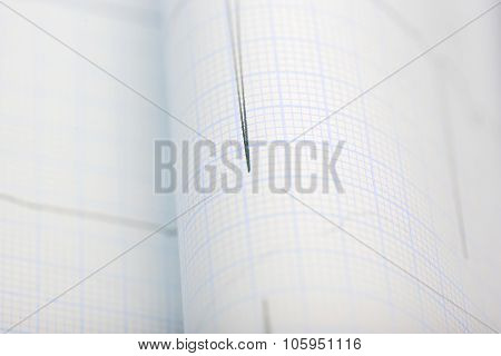 Graph Close-up Medical Background
