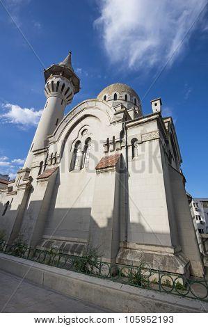 Grand Mosque In Constanta