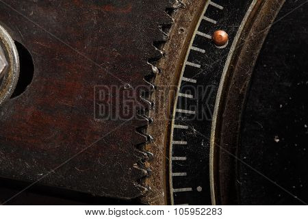 Gears From Outdated Mechanism