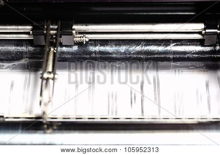 Shaft Of Printing Machine