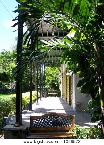 Hemingway Porch