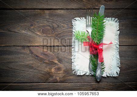 Christmas Silverware