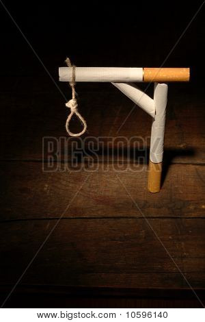 Gibbet For Smoker