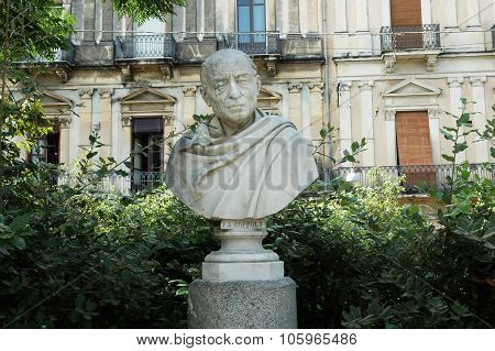 Bust of Pietro Antonio Coppola