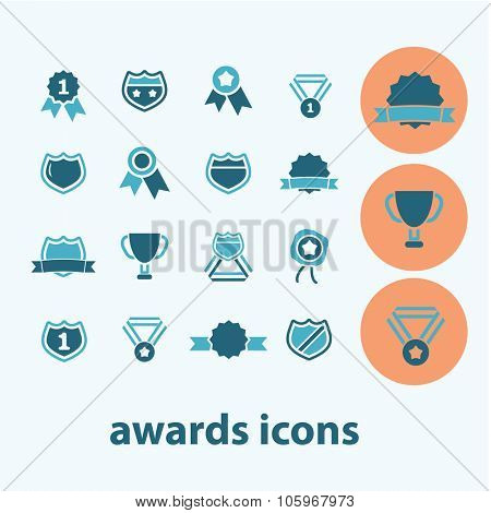 awards icons