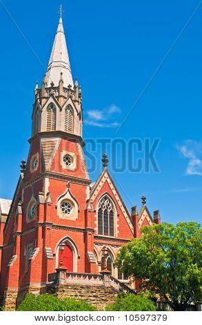 St Johns Church In Bendigo Austalia
