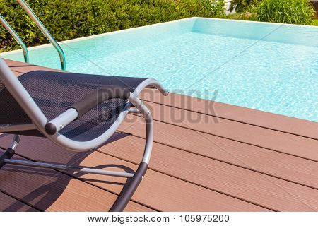 Pool Deck Chair