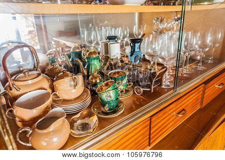 Precious Glassware