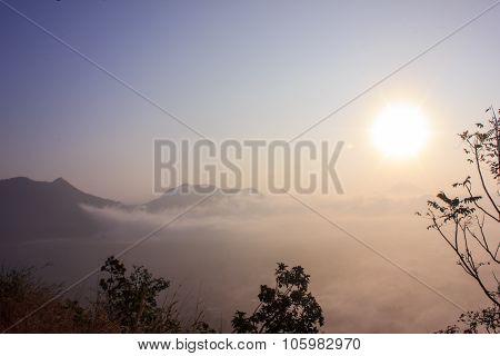 Faint Mist