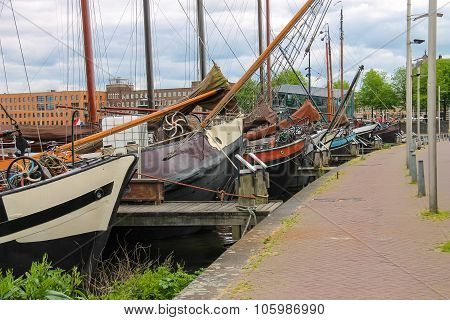 Ships - Exhibits The Netherlands Maritime Museum In Amsterdam