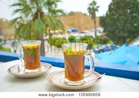 The Arabic Tea