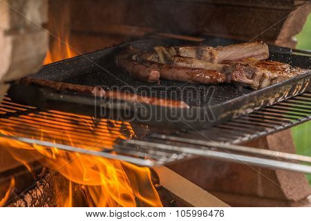 Mix Meat Barbecue
