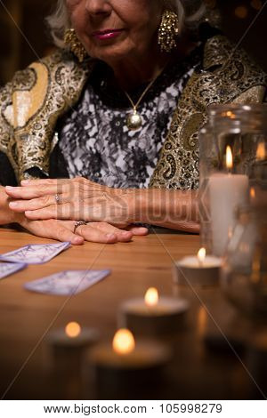Fortune Telling Salon