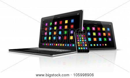 High Tech Computer Devices