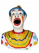Carnival Feed The Clown Figure