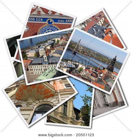 Postales de Riga