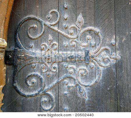 Church Door Hinge