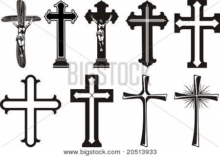 christ`s cross