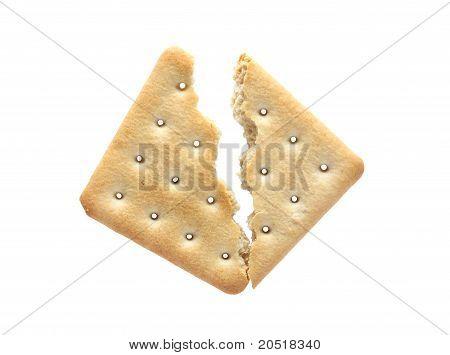 Cracked Cracker