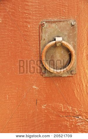ring door handle