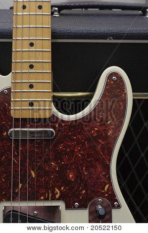 Vintage American Guitar