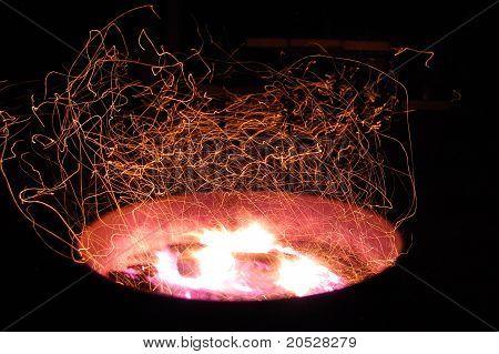 Fire Swirls