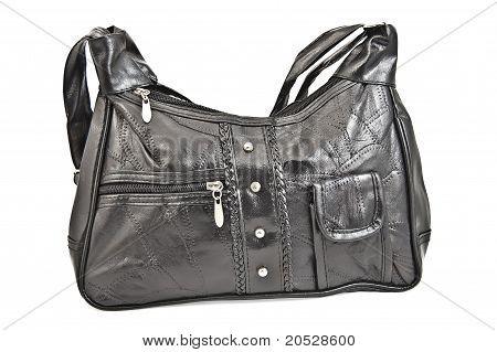 Soft Black Bag