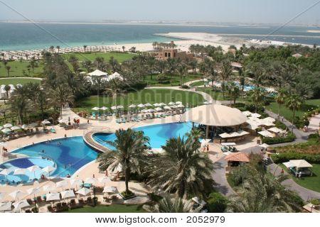 Emiratos Árabes Unidos. Dubai. Jumeira. Hotel Le Royal Meridien