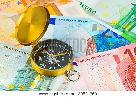 Compass And Money