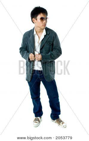 Asan Teenage boy