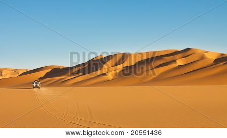 Sahara Desert Safari Adventure