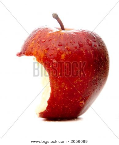 Apple in rot