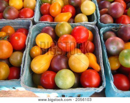 Cherry Tomato Jumble
