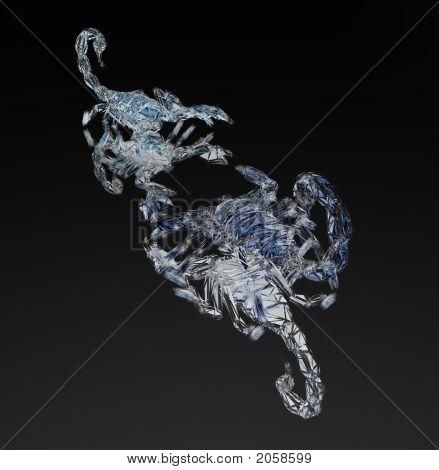 Render Of Scorpions Fight_Ice