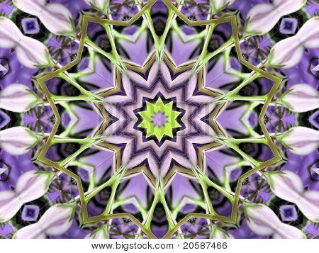 Hand bell flower