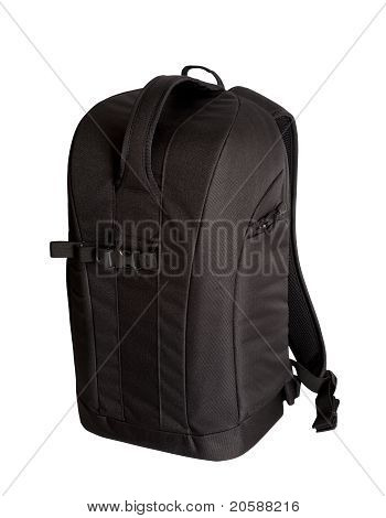 Black Photo Backpack