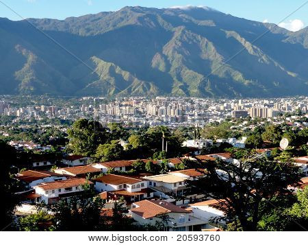 CITY CARACAS, VENEZUELA