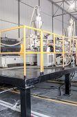 Workshop For Production Of Polypropylene And Polyethylene poster