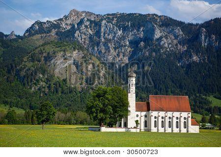 Bavarian Country Church