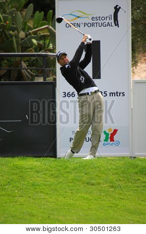 European Tour - Estoril Open De Portugal 2010, Penha Longa Gc, Brandley Dredge (wal)