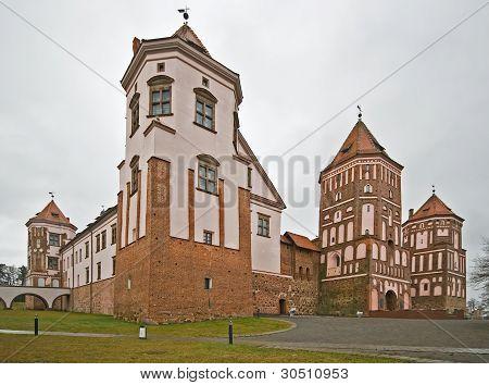Castle in Mir