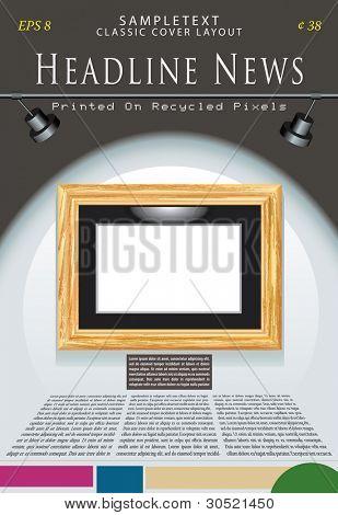 vector cover design