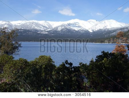 View Of Lake Tahoe