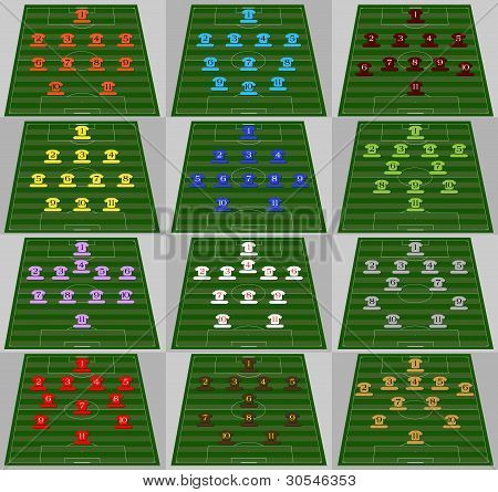 Táctica de fútbol