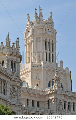 Madrid Townhall