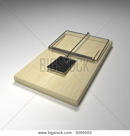 Empty Rat Trap